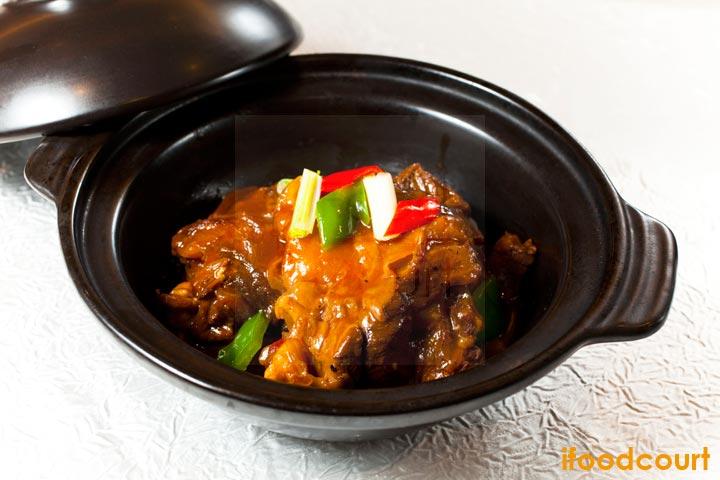 紅燒西藏氂牛膝